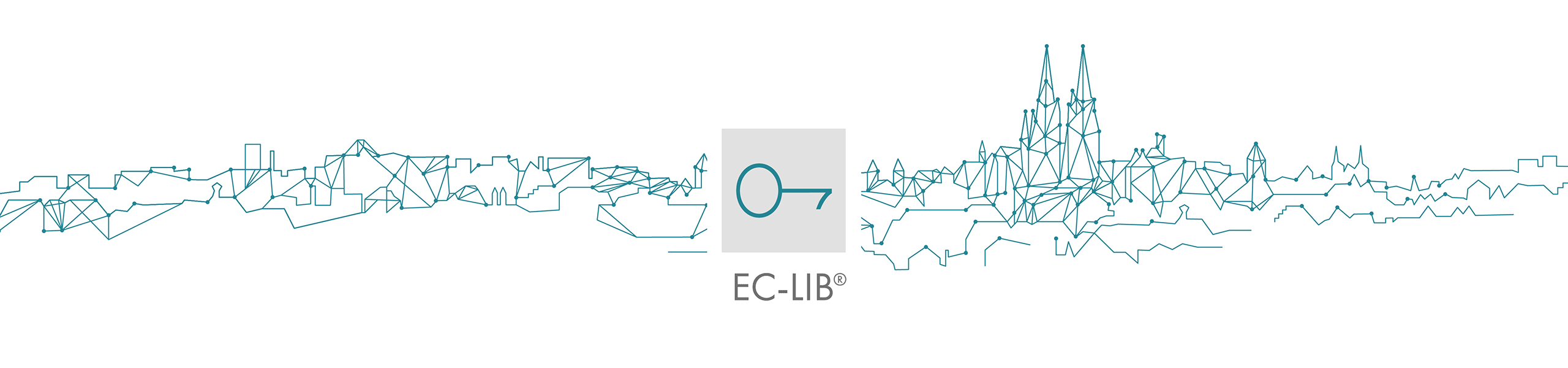 EC-LIB Function Library Logo with Key and Regensburg Graphic